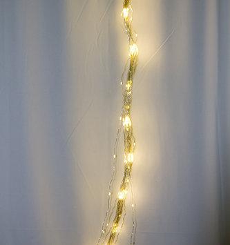 6.5' LED String Light Garland