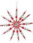Retro Starburst Ornament (2-Colors)