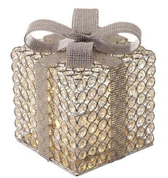 Set of 3 Opulent Crystal LED Packages