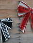 Felt Holiday Clip-on Bow (2-Colors)