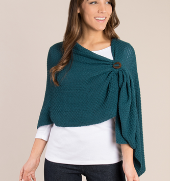 Simply Noelle Pull Through Bordeaux Wrap (7-Colors)