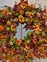 Custom Autumn Hydrangea Wreath