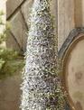 Iced Vine Tree Cone