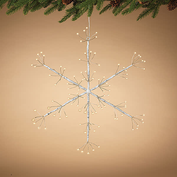 Indoor Outdoor LED Snowflake (2-Sizes)