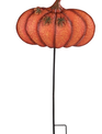 Harvest Pumpkin Stake (2-Styles)