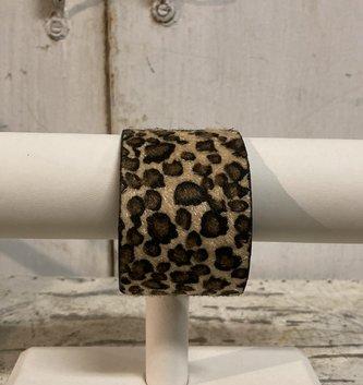 Leopard Cuff Bracelet (3-Styles)