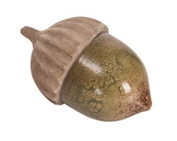 Harvest Ceramic Acorn (3-Colors)