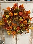 Custom Fall Splendor Wreath