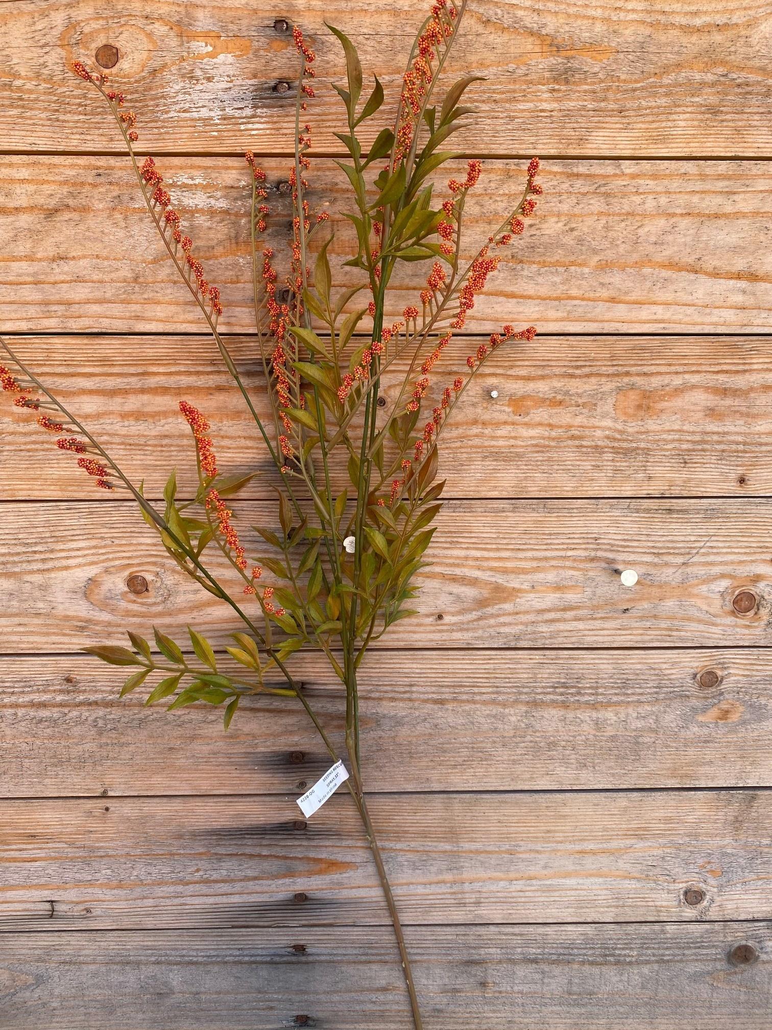 Seeding Ruscus Spray (3-Colors)