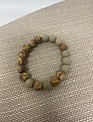 Natural Stone Beaded Bracelet (3-Colors)