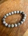 Natural Stone Beaded Bracelet (3-Colors)