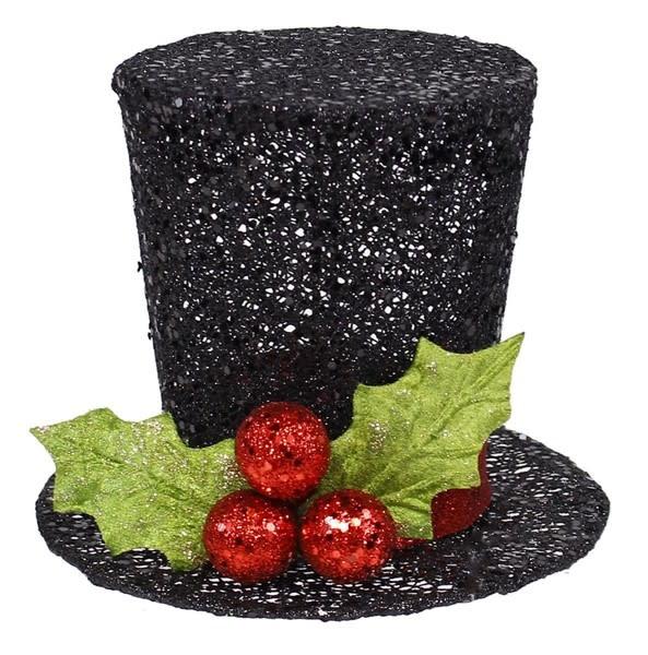 Frosty The Snowman's Glitter Hat