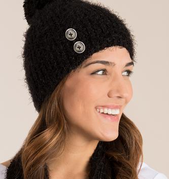 Simply Noelle Arctic Chenille Hat (3-Colors)