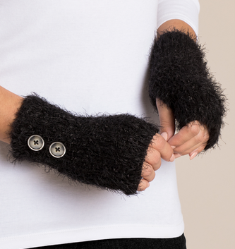 Simply Noelle Arctic Chenille Wrist Warmer (3-Colors)