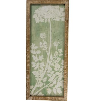 Sage Queen Anne's Lace Print (3-Styles)