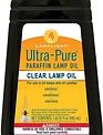 Paraffin Lamp Oil (2-Sizes)