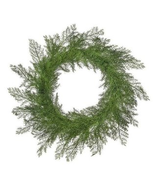 Natural Touch Mini Asparagus Wreath