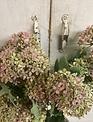 Snowball Hydrangea Branch (2-Colors)