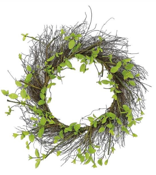 Twig Vine Wreath