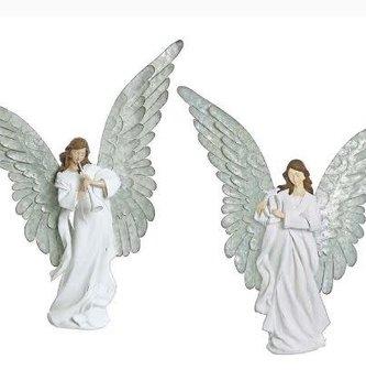 Set of 2 Majestic Angels