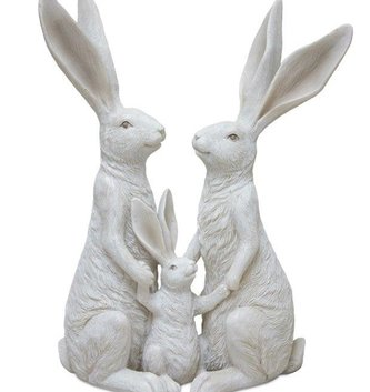 Long Earred Bunny Family
