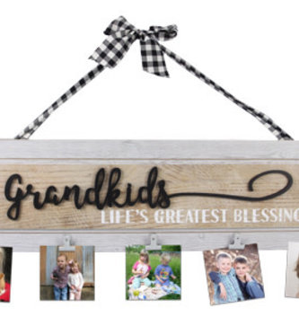 Life's Greatest Blessing Photo Clip Holder