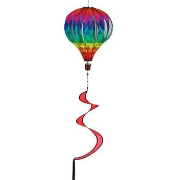 Colorful Balloon Spinner
