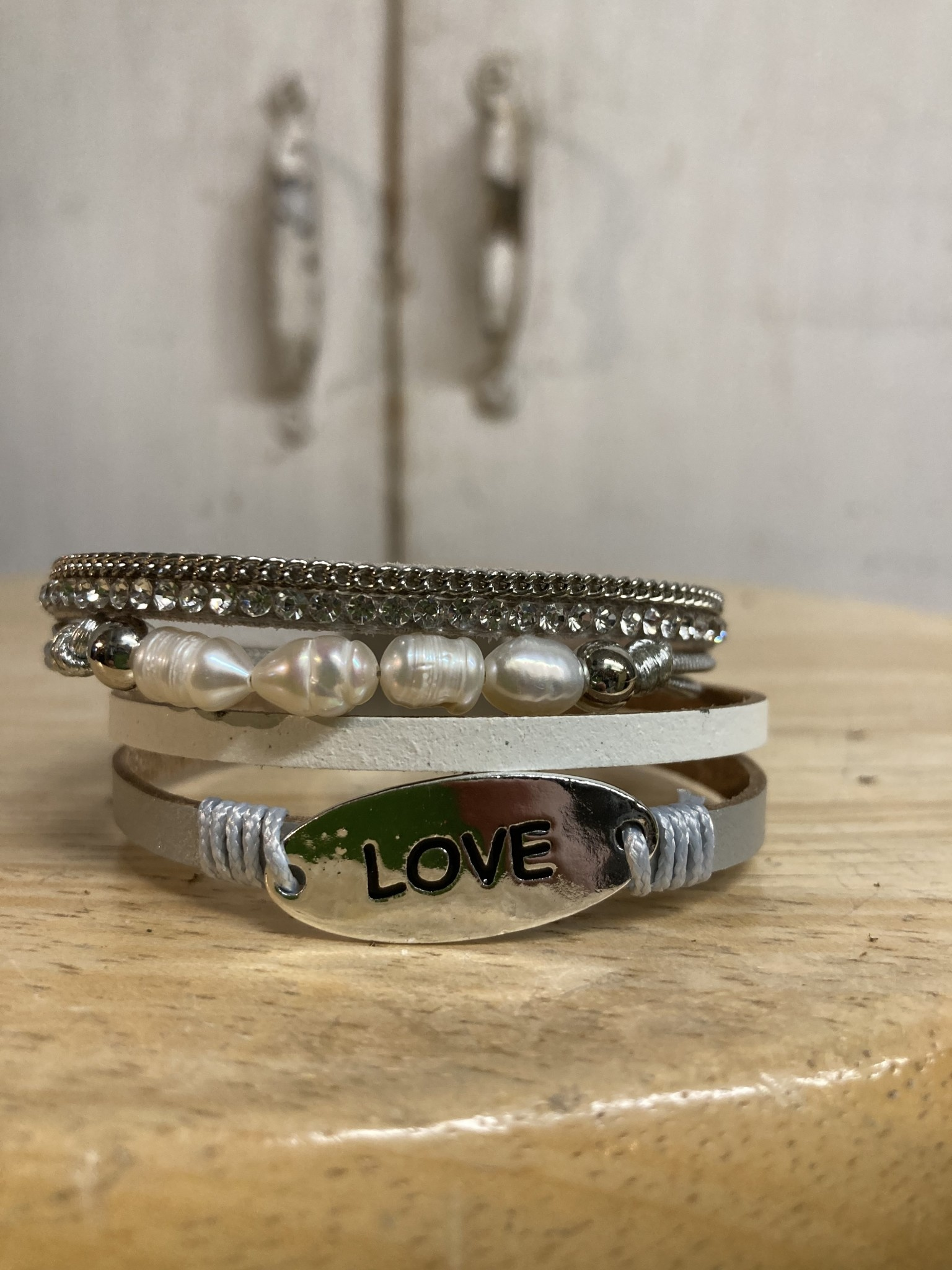 Love Multi Strand Bracelet (2-Colors)