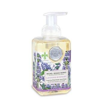 Michel Design Works Lavender Rosemary Foaming Soap