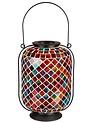 Mosaic Rainbow Lantern