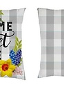 Home Sweet Home Square Pillow