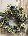 Custom Eucalyptus Lavender Dream Wreath