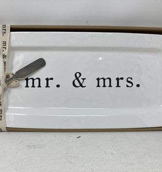 Mr & Mrs Hostess Set