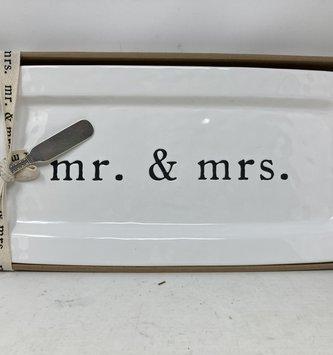 Mr & Mrs Hostess Set