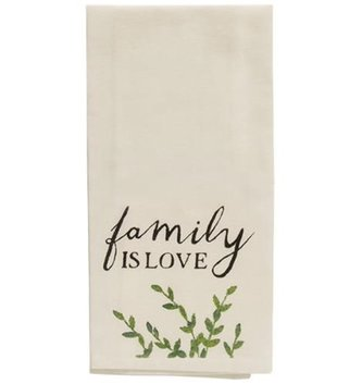 Family Is Love Tea Towel