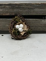 Miniature Nest With Eggs (2-Styles)