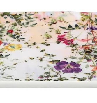 Floral Mini Tray