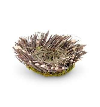 Sliced Twig Bird Nest (2-Sizes)