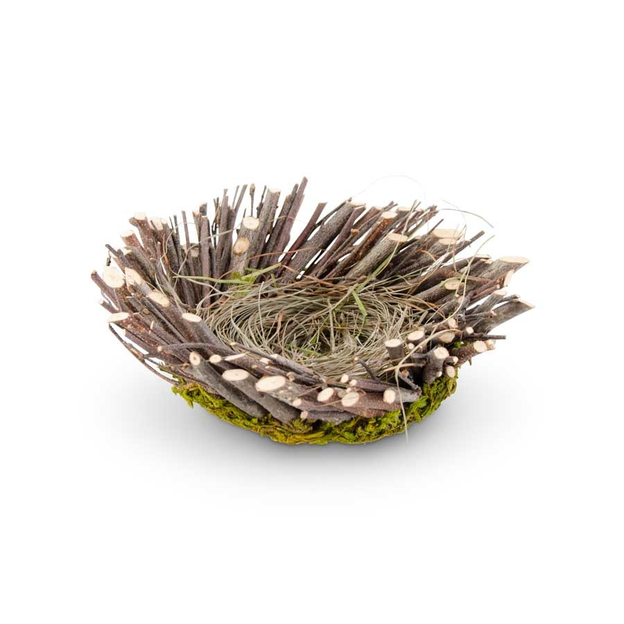 Sliced Twig Bird Nest (2-Sizes)