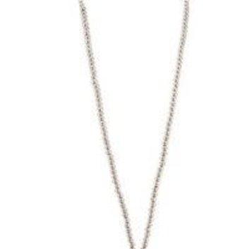 Beaded Embellished Cross Necklace