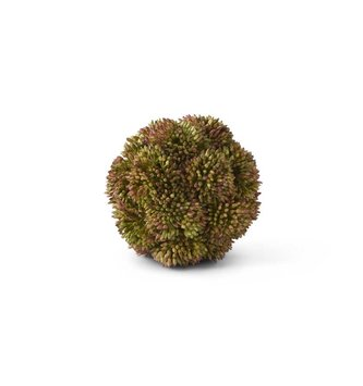 Dark Green Sedum Ball
