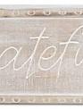 Whitewashed Beaded Sign (3-Styles)