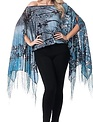 7-Way Poncho Scarf (5-Colors)