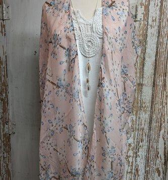 Spring Kimono Wrap (5-Colors)