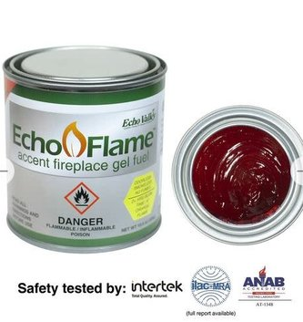 Echo Flame Firepot Gel Fuel