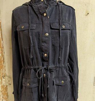Broadway Lightweight Hooded Jacket