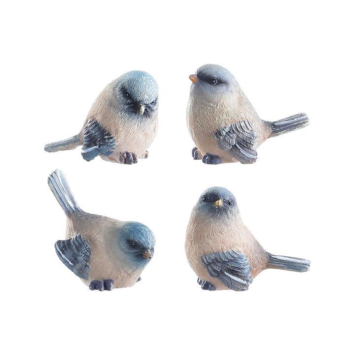 Small Blue Bird (4-Styles)