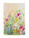 Thousand Bloom Canvas Wall Art