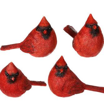 Mini Resin Cardinal (4-Styles)