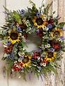 Custom Sunny Days ll Wreath